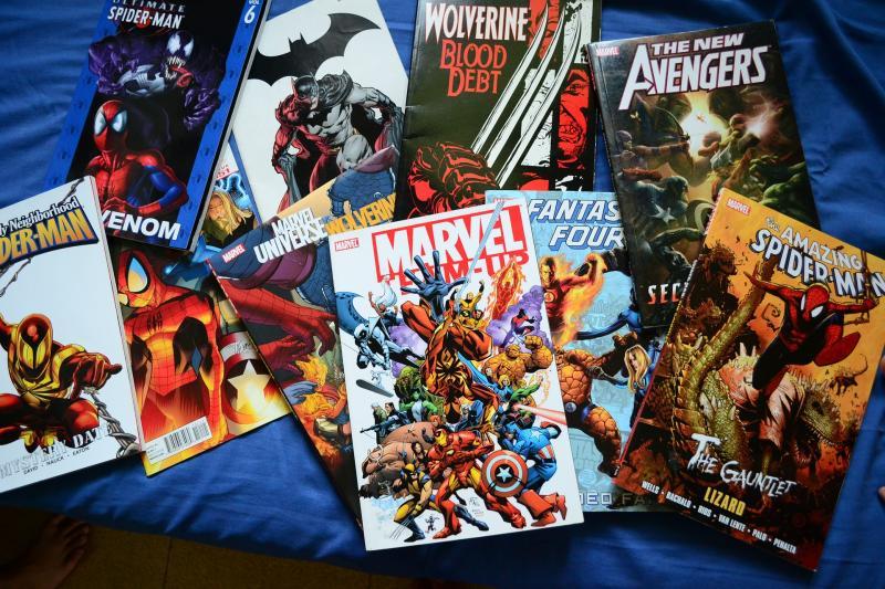 Deine Comic-Helden werden Glücksbringer.